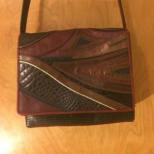 Vintage Sharif Leather Bag
